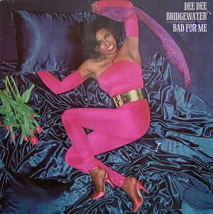 Album  Cover Dee Dee Bridgewater - Bad For Me on ELEKTRA Records from 1979