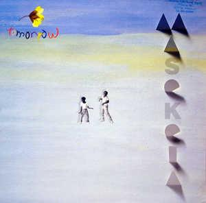 Album  Cover Hugh Masekela - Tomorrow on WARNER BROS. Records from 1986