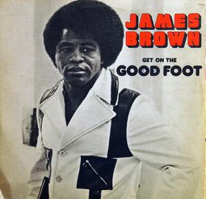 Album  Cover James Brown - Get On The Good Foot on POLYDOR Records from 1972