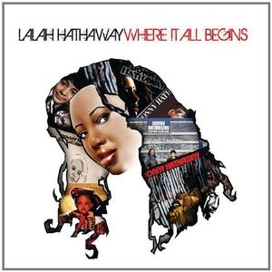 Album  Cover Lalah Hathaway - Where It All Begins on CONCORD MUSIC Records from 2011