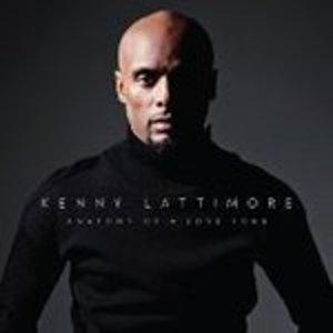 Front Cover Album Kenny Lattimore - Anatomy Of A Love Song