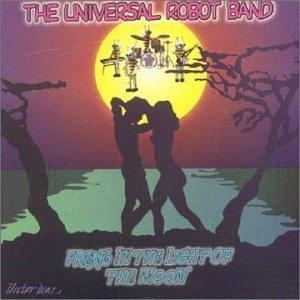 Album  Cover Universal Robot Band - Freak In The Light Of The Moon on RED GREG Records from 1978