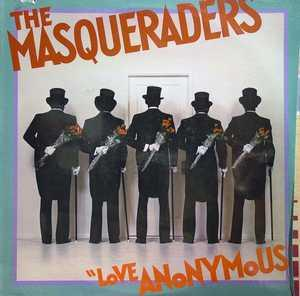 Album  Cover The Masqueraders - Love Anonymous on ABC Records from 1977