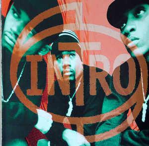 Album  Cover Intro - Intro on ATLANTIC Records from 1993