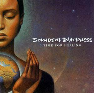 Album  Cover Sounds Of Blackness - Time For Healing on A&M (PROMO) Records from 1997