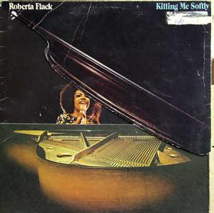 Album  Cover Roberta Flack - Killing Me Softly on ATLANTIC Records from 1973