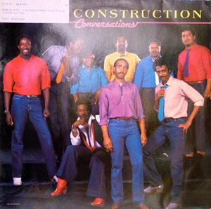 Album  Cover Brass Construction - Conversations on CAPITOL Records from 1983
