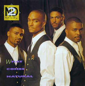 Album  Cover 2nd Nature - What Comes Natural on INTER-MIX Records from 1995