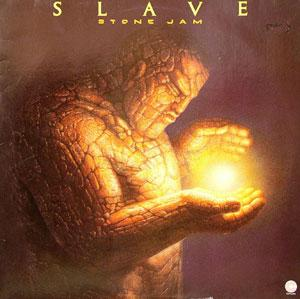 Album  Cover Slave - Stone Jam on COTILLION Records from 1980