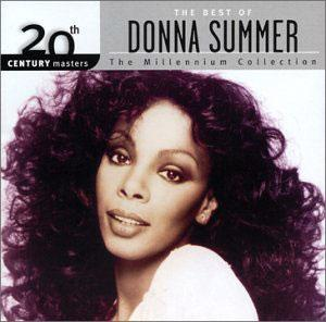 Album  Cover Donna Summer - Donna Summer on GEFFEN Records from 1982