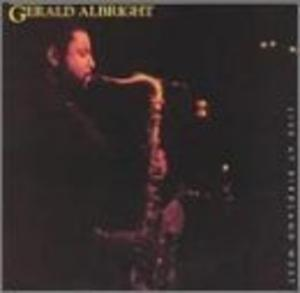 Album  Cover Gerald Albright - Live At Birdland West on ATLANTIC Records from 1991