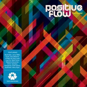 Front Cover Album Various Artists - Positive Flow Reflowed