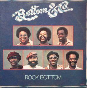 Album  Cover Bottom & Co - Rock Bottom on GORDY Records from 1976