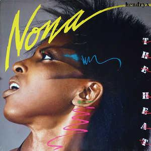 Album  Cover Nona Hendryx - The Heat on RCA Records from 1985