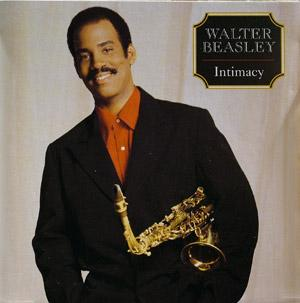 Album  Cover Walter Beasley - Intimacy on POLYGRAM Records from 1992