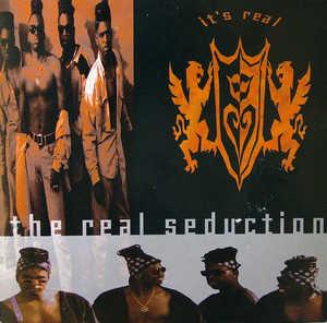 Front Cover Album The Real Seduction - It's Real