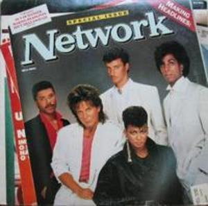 Album  Cover Network - Making Headlines on MCA Records from 1985