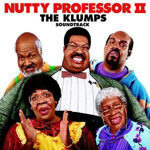 Front Cover Album Various Artists - Nutty Professor II  The Klumps (Soundtrack)