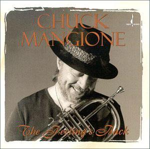 Album  Cover Chuck Mangione - The Feeling's Back on CHESKY Records from 1999