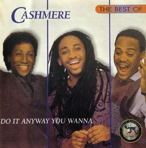 Front Cover Album Cashmere - Best Of Cashmere