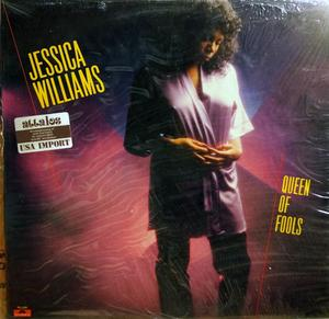 Front Cover Album Jessica Williams - Queen Of Fools