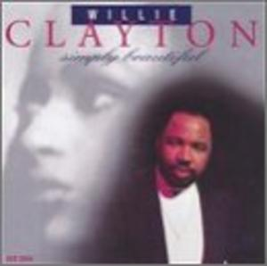 Album  Cover Willie Clayton - Simply Beautiful on VALLEY VUE Records from 1995