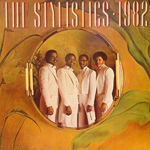 Album  Cover The Stylistics - 1982 on PHILADELPHIA INTERNATIONAL Records from 1982
