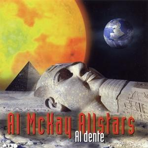 Album  Cover Al Mckay Allstars - Al Dente on VIDEO ARTS Records from 2001