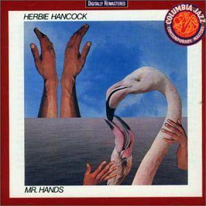 Album  Cover Herbie Hancock - Mr. Hands on COLUMBIA Records from 1980