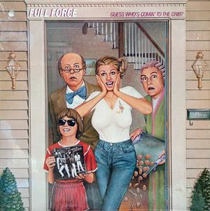 Album  Cover Full Force - Guess Who's Comin' To The Crib? on COLUMBIA Records from 1987