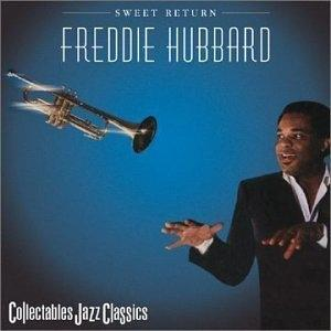 Front Cover Album Freddie Hubbard - Sweet Return