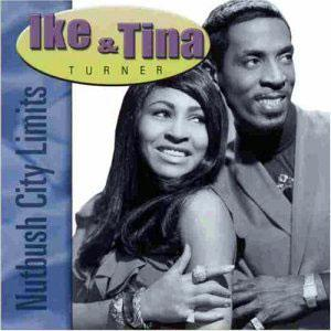 Album  Cover Ike And Tina Turner - Nutbush City Limits on UNITED ARTISTS Records from 1973
