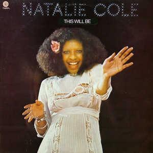 Album  Cover Natalie Cole - Inseparable on CAPITOL Records from 1975