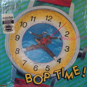 Album  Cover L.a. Boppers - Bop Time on MERCURY Records from 1981
