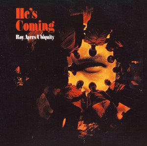 Front Cover Album Roy Ayers - He's Coming