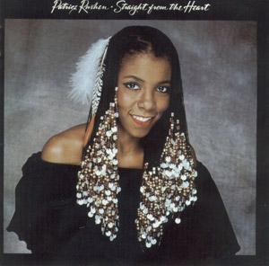 Front Cover Album Patrice Rushen - Straight From The Heart