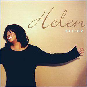 Album  Cover Helen Baylor - My Everything on DIADEM Records from 2002