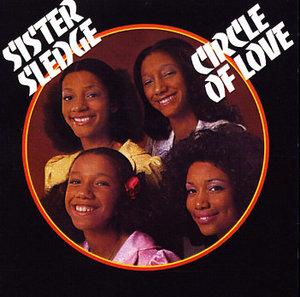 Album  Cover Sister Sledge - Circle Of Love on ATCO Records from 1974