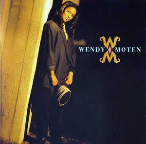 Album  Cover Wendy Moten - Wendy Moten on EMI Records from 1992
