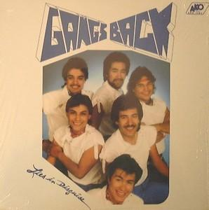 Album  Cover Gang's Back - Lies In Disguise on AKO Records from 1985