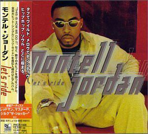 Album  Cover Montell Jordan - Let's Ride on DEF SOUL Records from 1998