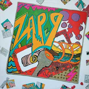 Album  Cover Zapp - Zapp I on WARNER BROS. Records from 1980