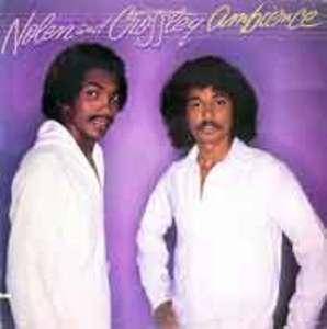 Album  Cover Nolen & Crossley - Ambience on GORDY Records from 1982