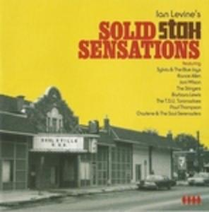 Album  Cover Various Artists - Ian Levine's - Solid Stax Sensations on KENT Records from 2015