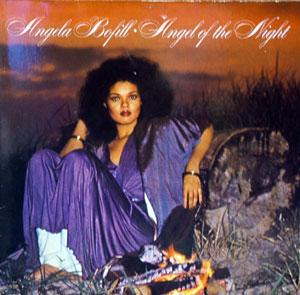 Album  Cover Angela Bofill - Angel Of The Night on ARISTA Records from 1979