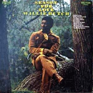 Album  Cover Willie Hutch - Seasons For Love on RCA Records from 1970