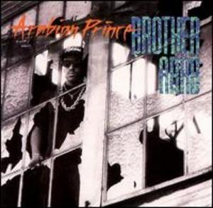 Album  Cover Arabian Prince - Brother Arab on ORPHEUS Records from 1989
