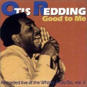 Album  Cover Otis Redding - Good To Me on  Records from 1993
