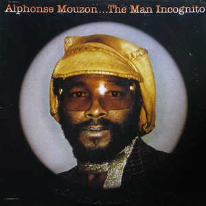 Album  Cover Alphonse Mouzon - The Man Incognito on BLUE NOTE Records from 1976