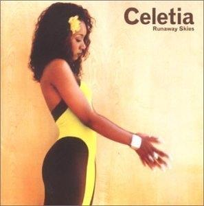 Album  Cover Celetia - Runaway Skies on BIG LIFE Records from 1998